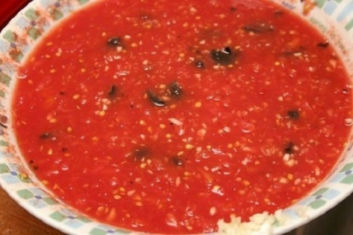 Говядина по-итальянски в томатном соусе