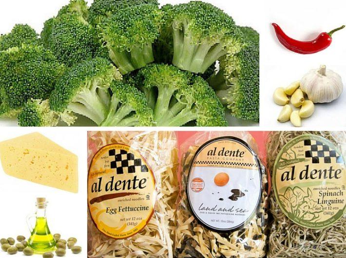 Что приготовить из капусты брокколи