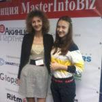 Джена Блэр и MasterInfoBiz