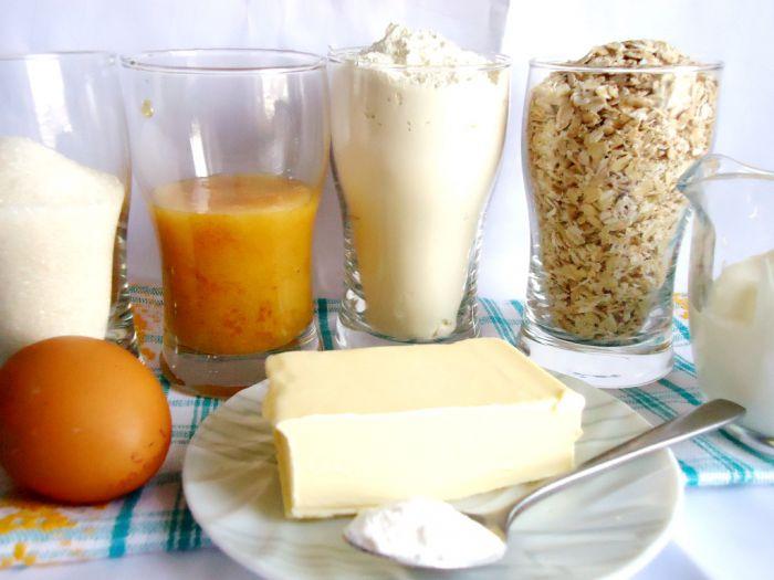диетическое овсяное печенье с медом рецепт