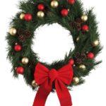 Рождественский венок своимируками