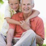 Ваш любимый внук – золотой ключик к долголетию