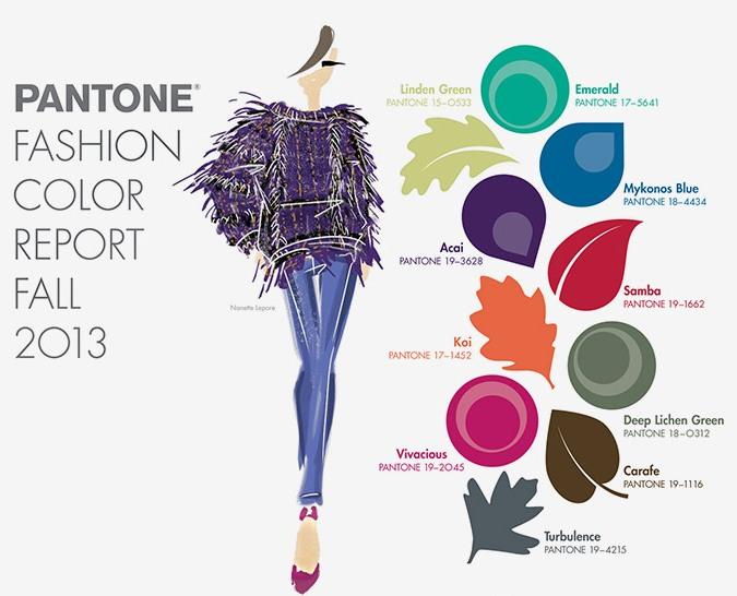 Подбираем модные аксессуары 2013 к цветотипу своей внешности