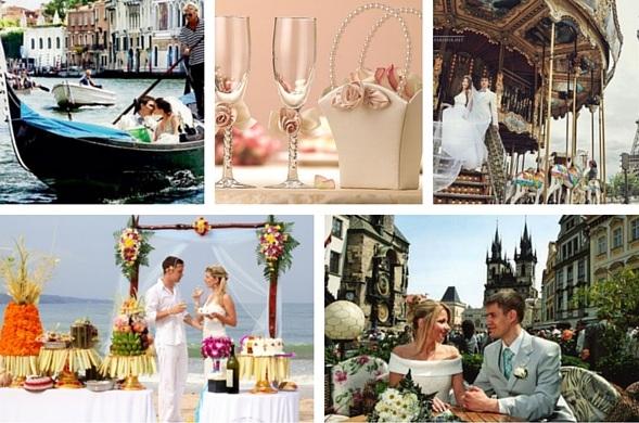 В каком стиле и, где провести годовщину свадьбы