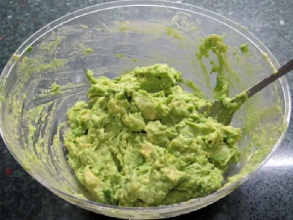 Салат из авокадо с тунцом: рецепт с фото
