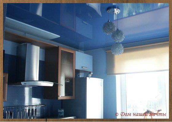 Популярные способы отделки потолка в квартире