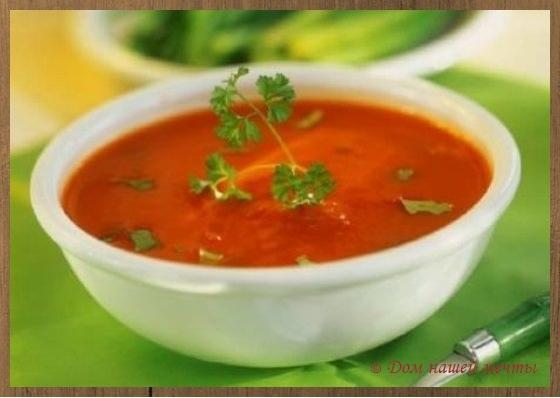 Как приготовить суп пюре с тыквой