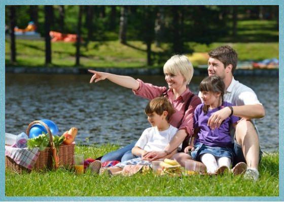 Вот где провести майские праздники с детьми