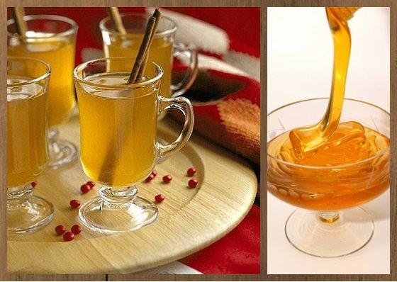 Когда помогут коктейли из лекарственных растений с медом