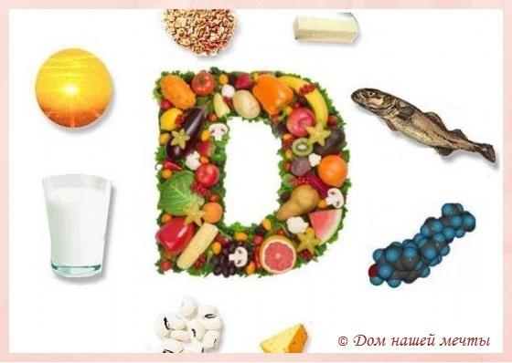 витаминные добавки