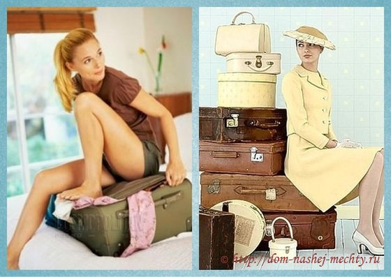 Собираем чемоданы: обувь и одежда для отпуска