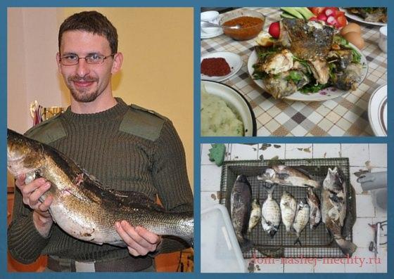Любителям рыбалки: где можно отдохнуть осенью