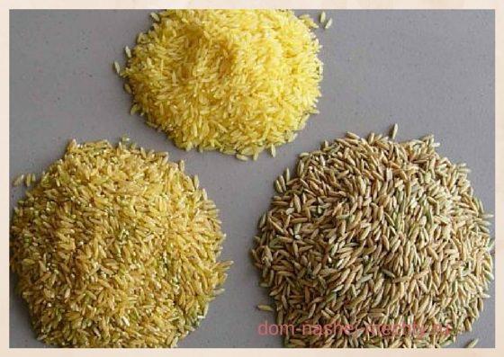 Безопасное очищение организма рисом