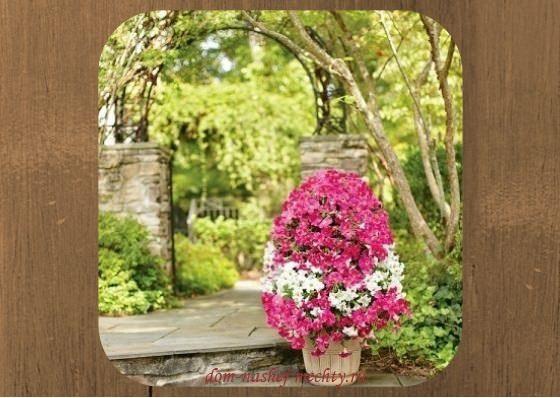 цветочная башня