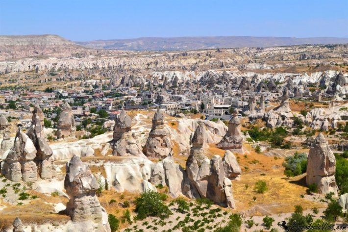 Гёреме — туристический центр Каппадокии