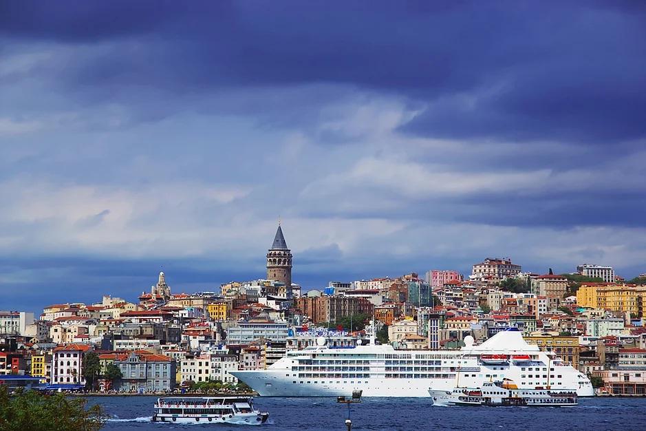 Чем хорош морской туризм в Турции