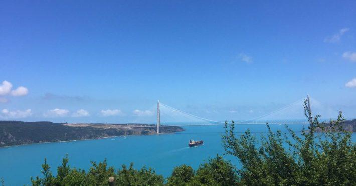 Круиз по Босфору — морская прогулка с захватывающими видами