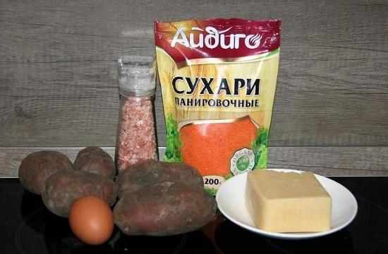 как приготовить зразы с картошкой