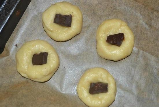 рецепт песочного печенья курабье