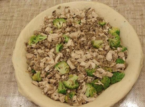 лоранский пирог классический рецепт
