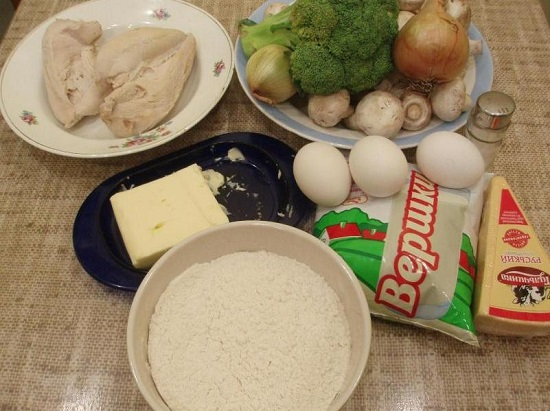 тесто для лоранского пирога рецепт