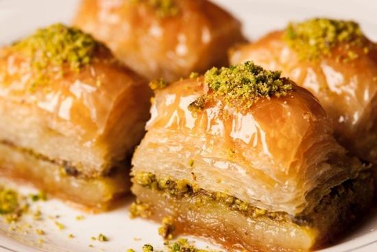 Пахлава из теста фило: рецепты приготовления восточной сладости