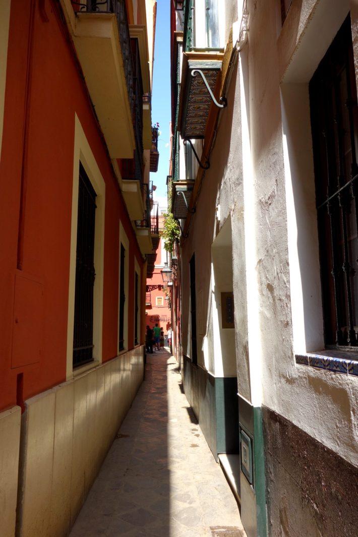Испанская Севилья «ворота в Новый Свет» откуда отправлялись корабли Колумба