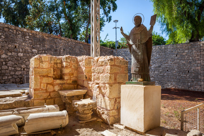 Достопримечательности Турции: Церковь Святого Николая в Демре