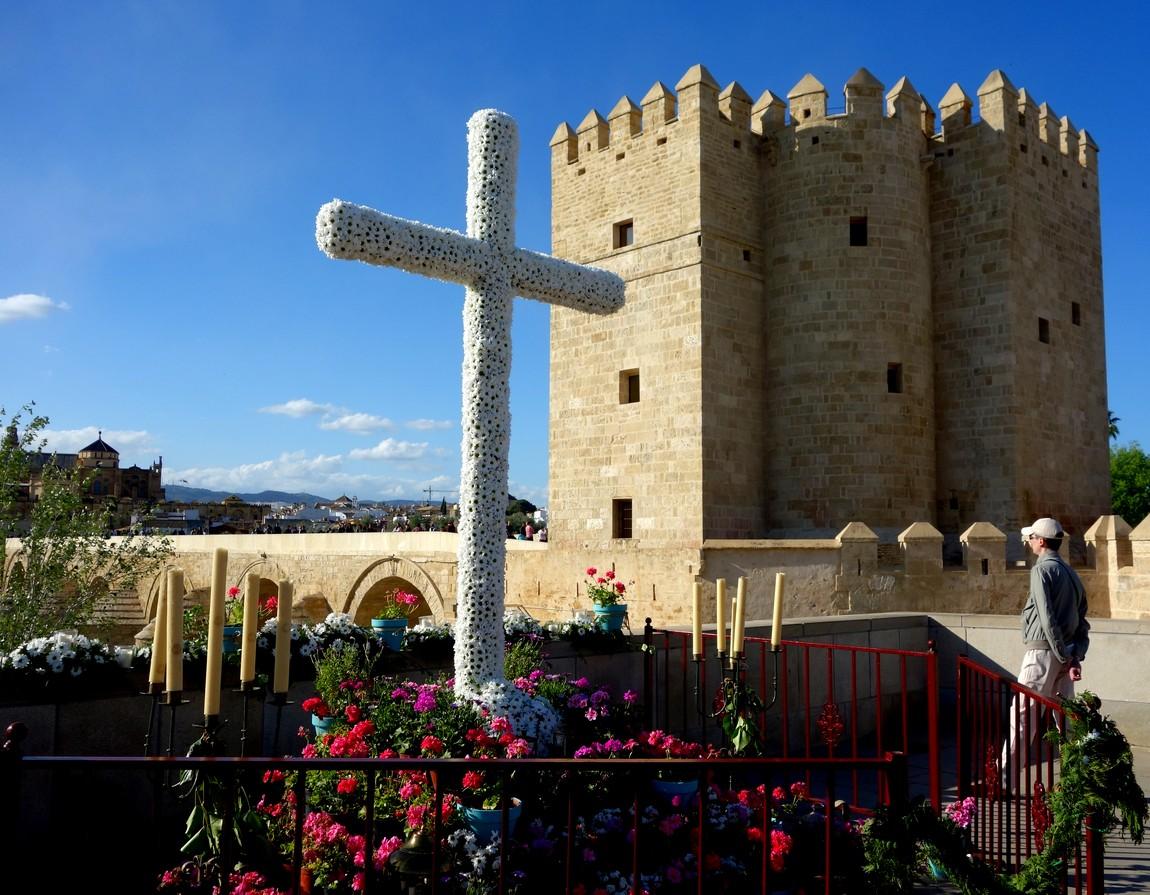 День креста Господня в Кордове (Fiesta de la Cruz)