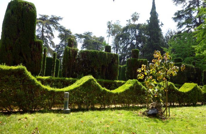 Королевский сад Алькасар в Севилье, Испания и фильм «Игра Престолов»