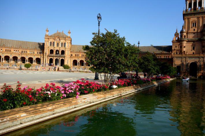 Площадь Испании (Plaza de Espania)
