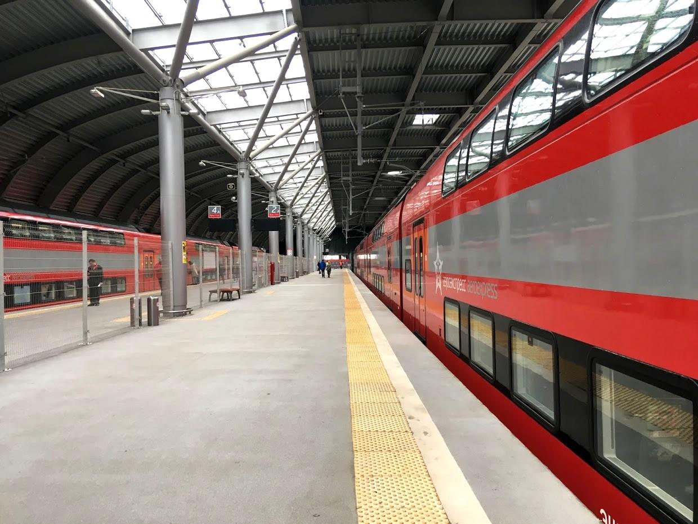 Путешествие из Москвы в Женеву