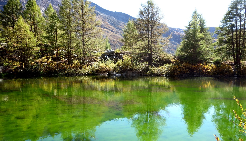 Прогулка из Церматта на три озёра