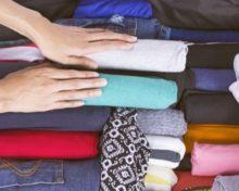 Как собрать чемодан, чтобы все поместилось